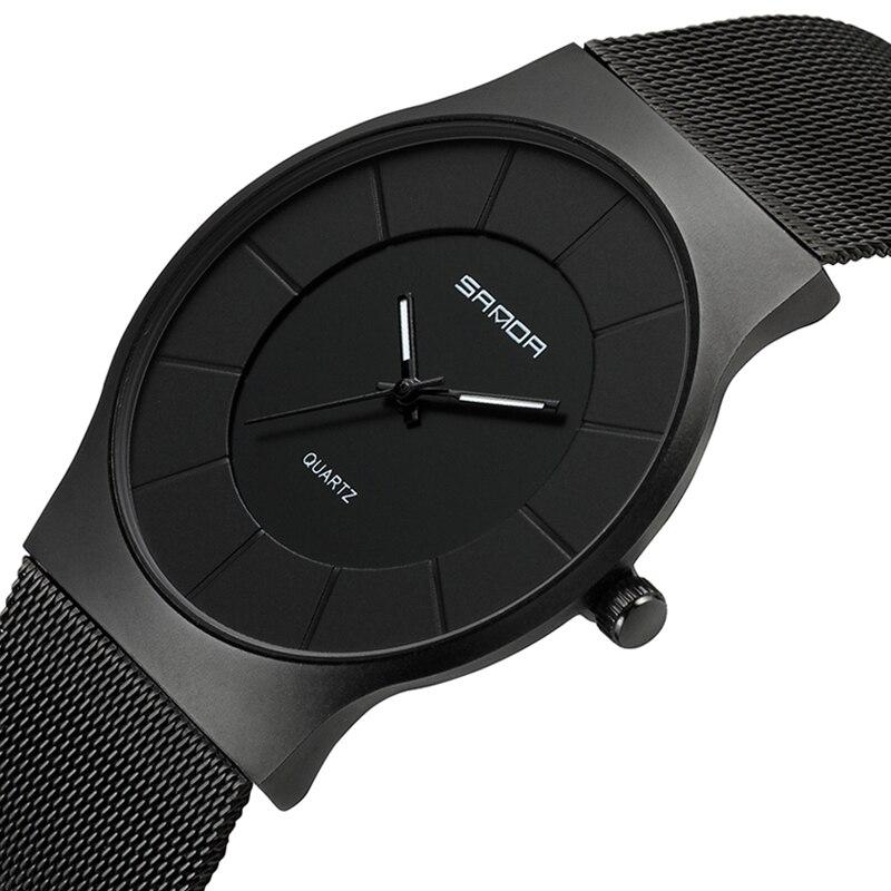 SANDA Super Slim Men's Watches