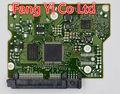 Envío gratis HDD Placa Lógica PCB para Seagate/100717520 REV B/7519/ST2000DM001/ST1000DM003/ST500DM002/2 TB/1 TB/500 GB/7200rpm. 12