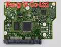 Free shipping HDD PCB for Seagate Logic Board/100717520 REV B/7519/ST2000DM001/ST1000DM003/ST500DM002/2TB/1TB/500GB/7200rpm.12