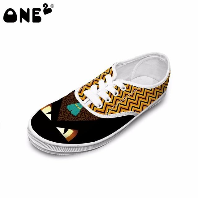 one2 design halloween shoes womenhalloween shoes for girlsspringautumn printing casual