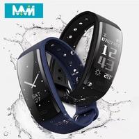 Freeship QS90 Smart Band Blood Pressure Smart Bracelet Heart Rate Monitor Fitness Tracker Smart Watch Sport Smart Band VS QS80