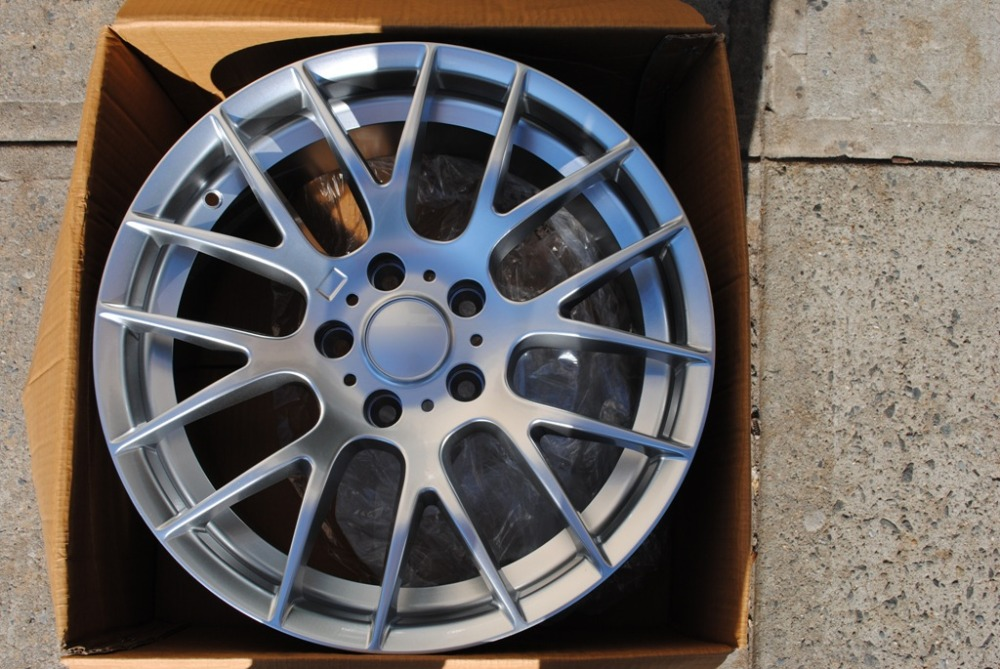 ФОТО 4 New 18x9.0 Rims wheels ET 35mm  CB 72.56mm  Alloy Wheel Rims  FITS BMW 3 SERIES AWD XDRIVE E90 E92 W725