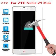 (Tairuixing) защитная пленка 0.3 мм 9 h 25d передняя премиум закаленное стекло для для zte nubia z9 mini крышка