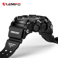 LEMFO EX16 Smart Watch Pedometer Smartwatch Stopwatch Smart Watch Men Call Message Reminder For IOS Android