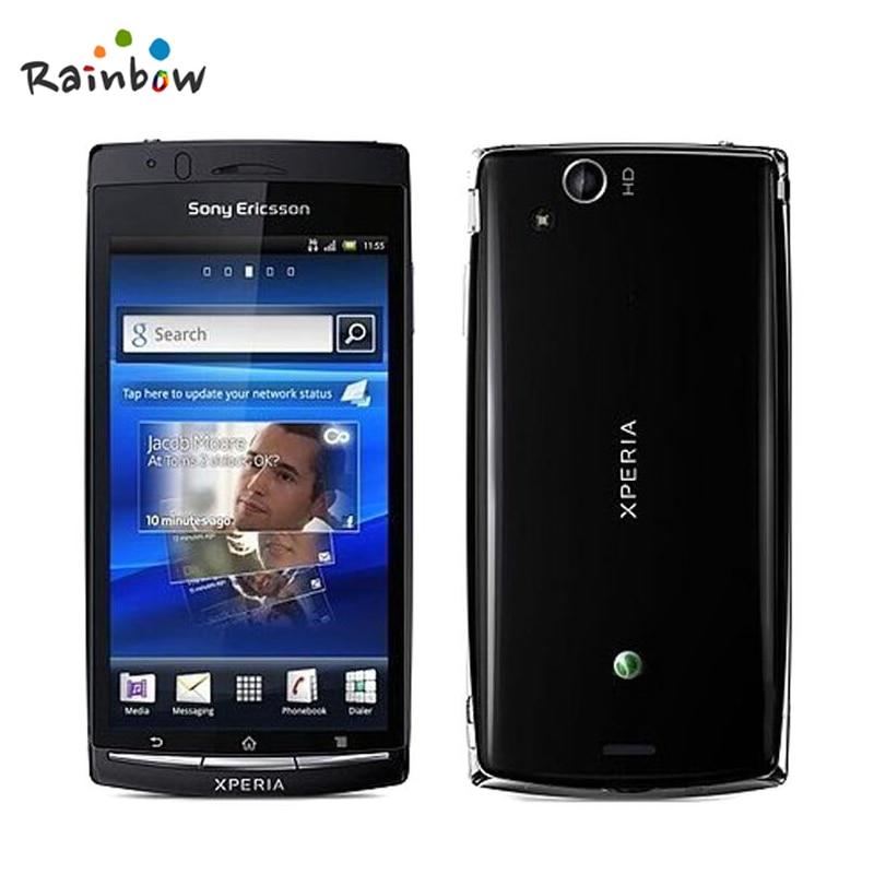 lt18 Unlocked Original LT18i Sony Ericsson Xperia Arc S LT18i 4.2 Inches 3G WIFI