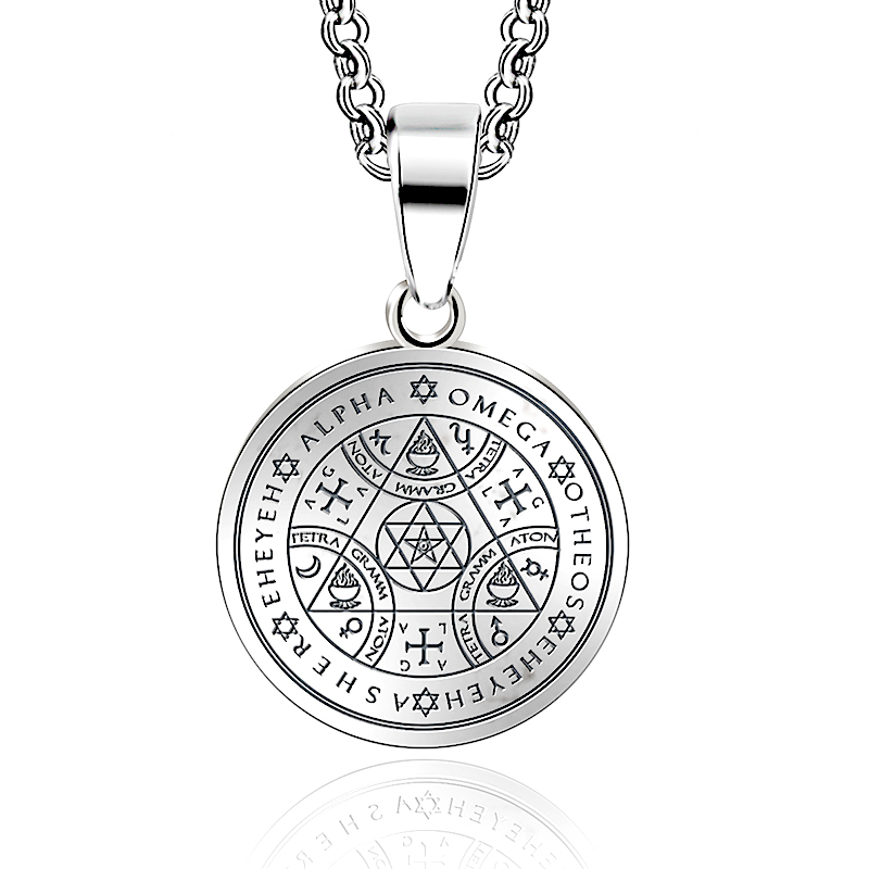 Abaicer Sigil Magic WICCA Seals Of The Seven Archangels