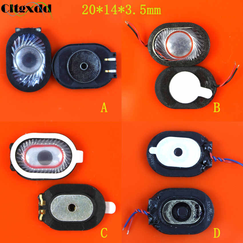 cltgxdd 1PCS Loud speaker buzzer ringer 20*14 mm replacement part for OPPO/BBK/Gionee/CoolPad phone.