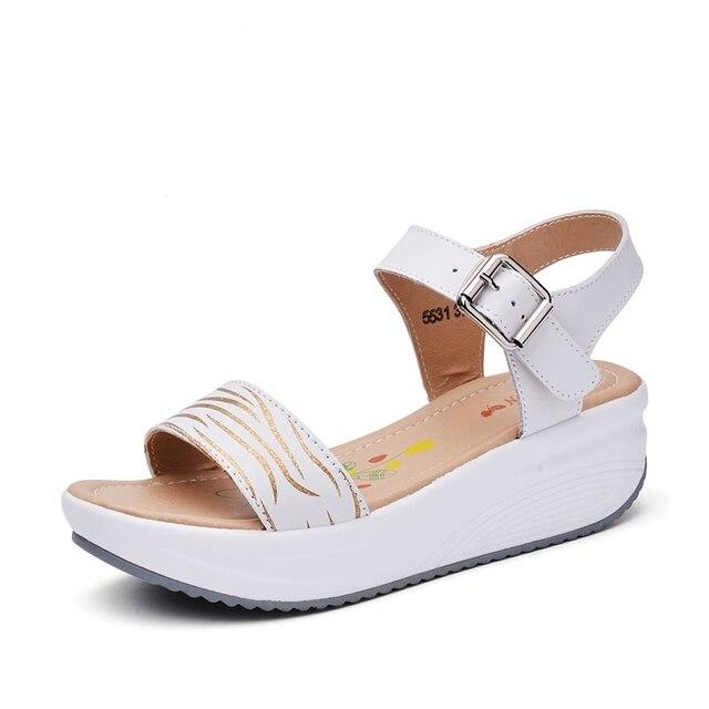 4771772407c2 2016 summer women sandals women platform flat sandals rubber sole women s  wedges sandals female Flip Flops slippers 5531