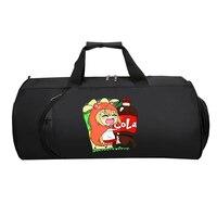 קריקטורה Himouto! Umaru-צ 'אן נסיעות מזוודות תיק נסיעות יוניסקס כתף מטען רב תכליתי שקיות בני נוער גדול כתף תיק