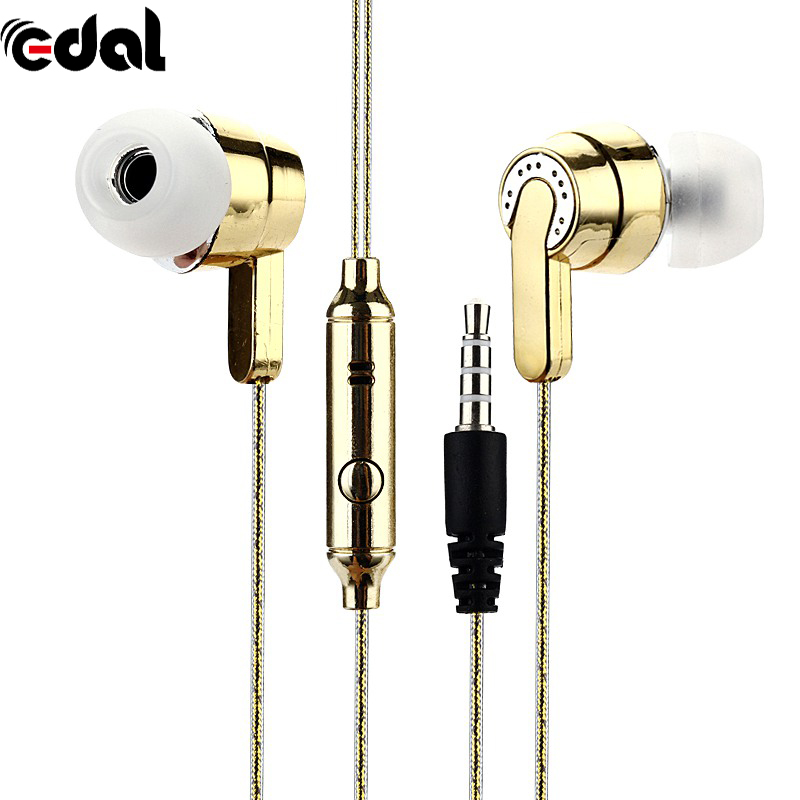High Quality 3.5mm Stereo Sport/Fitness Earphone Earbuds Earphone Headset Mic for Smart Phone MP3