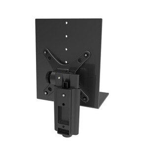 Image 4 - BL S01 di Alluminio Montaggio A Parete Speaker Supporto Tilt Swivel Audio Altoparlante di Montaggio Staffa di montaggio Rapido Facilità di Installazione Supporto Rack