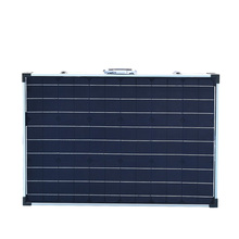 BOGUANG 120W foldable solar panel 2*60w 10A 12v battery charger