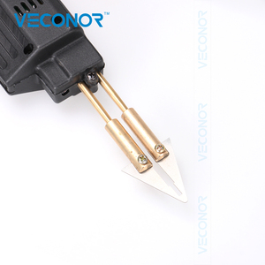 Image 5 - Veconor Hot Nietmachine Plastic Reparatie Systeem Lassen Pistool Bumper Kuip Auto Body Tool Plastic Lasser Nietje