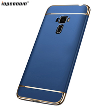 For Asus ZenFone 3 Laser ZC551KL Case Luxury 3 in 1 Back Cover PC Phone Cases For Asus ZenFone 3 Laser ZC551KL Coque аксессуар чехол asus zenfone 3 laser zc551kl df acase 28
