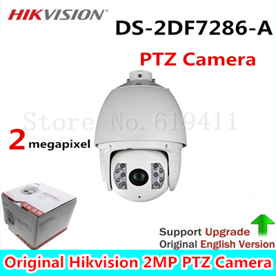 Hikvision PTZ DS-2DF7286-A DS-2DF7286 series 2MP IR Network Speed Dome IR PTZ dome camera IP66 Rating UP TO 1920x1080 up ds