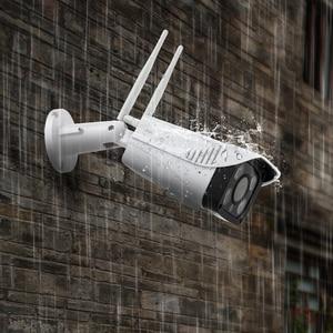 Image 4 - الأصلي متخصصة KERUI W2 WIFI GSM PSTN نظام إنذار أمان الذكية المنزل مع IP WIFI كاميرا RFID Disalarm نظام إنذار ضد السرقة