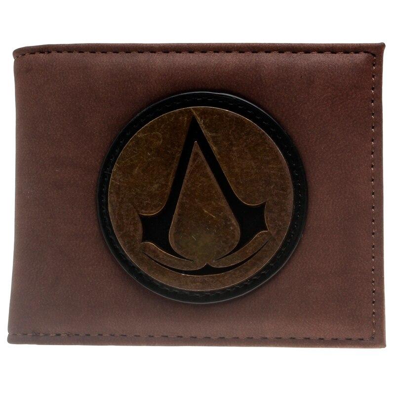 Assassins creed wallets DFT-13004 assassins creed wallet dft 1918