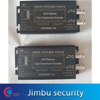 Transmissão coaxial de ipc SNB-IPVE602 linha de rede hd extensão de volta transmissão de cabo coaxial de rede de 2000