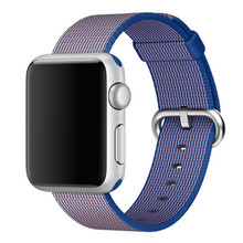 watch accessories for apple watch band strap 42mm/38mm sport woven nylon fabric watchband wrist bracelet for iwatch 2/1/edition