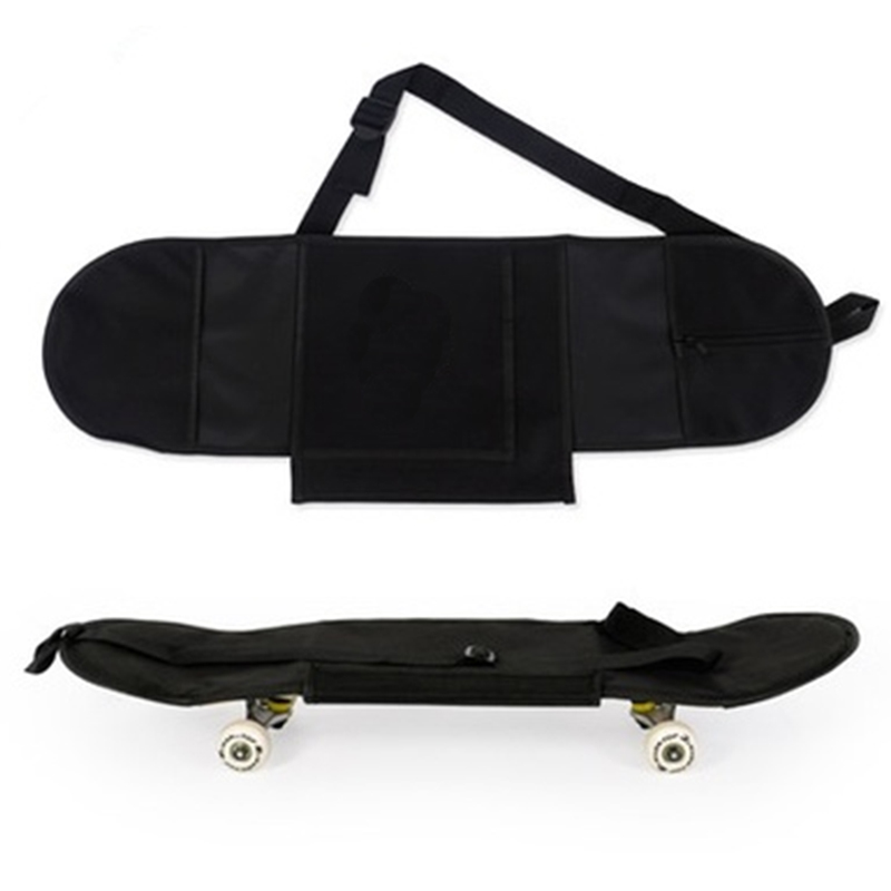 Sporting Skateboard Skate Board Cover Longboard Carrying Backpack Carry Bag Durable Convenient Portable Skateboarding Cover