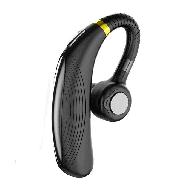 بلوتوث سماعة سماعة رأس لاسلكية سماعة مع HD الموسيقى يدوي 45 ساعة وقت العمل للهاتف