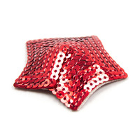 1 Pair Red Heart Star Sequin Pasties Breast Nipple Covers For Sexy Women Flirt Fetish Restraints Erotic Toys