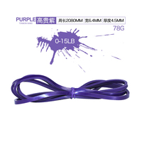 4pcs Set Resistance Bands Rubber Pull Up Bands Power Latex Band Loop Strap Gym Strength Training