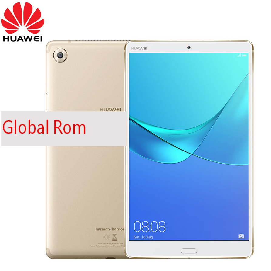 Huawei MediaPad M5 SHT-AL09 LTE Tablet PC Kirin 960 octa-core 4GB ram 64GB rom 8.4 inch 2560*1600 IPS Android 8.0 WIFi GPS wcdma(China)