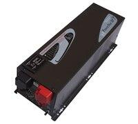 6KW 6000W frequency inverter peak 18000W pure sine wave inverter off grid single phase 50Hz types power inverters