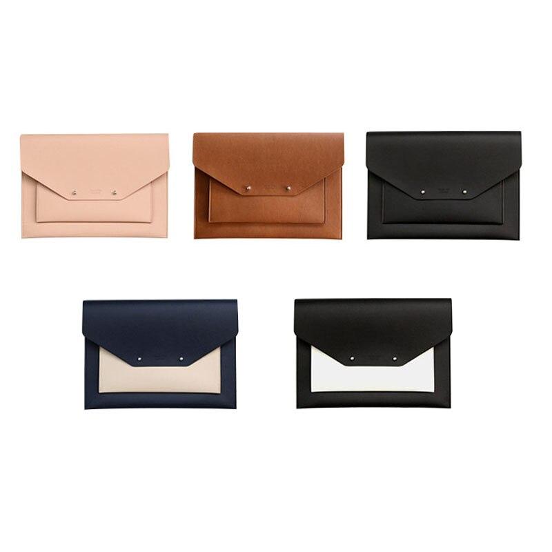 Купить с кэшбэком Hand Bags Office Bags for Women 2018 Briefcases Office Bag Passport Cover  Women Man for Notebook Phone Passport Cover Laptop