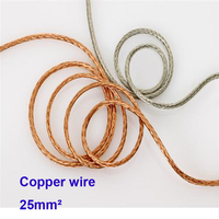 25 milimetre bakır telli tel 7mm çap bakır kablo