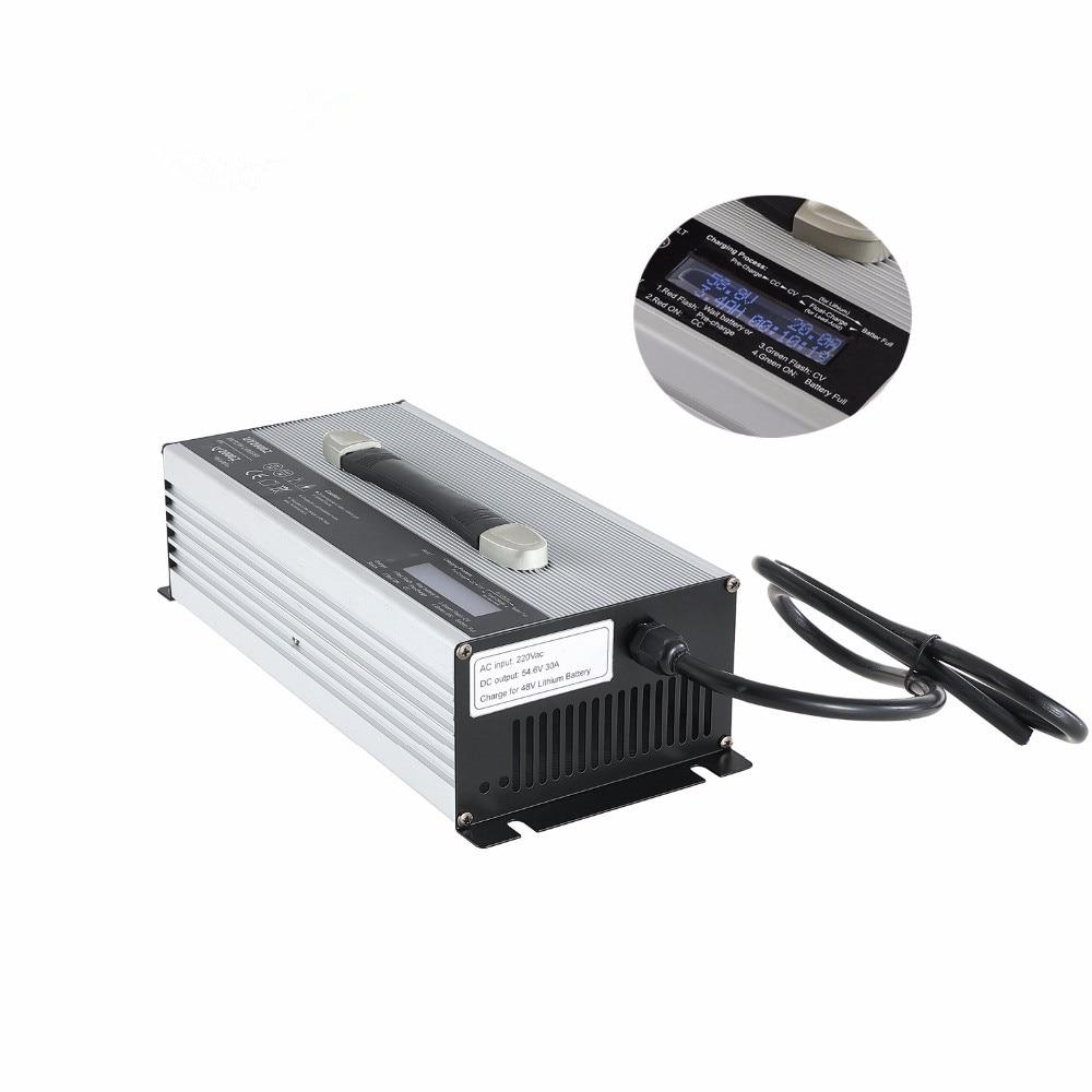 DC 102.2V chargeur 84V18A chargeur de batterie 2KW chargeur de batterie pour batterie 28S LifePO4