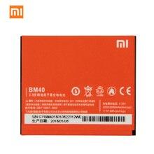 Original Xiaomi BM40 Mi 2A Phone battery For Xiaomi Mi2A / Redmi Hongmi 1S 3080mAh потребительская электроника xiaomi xiaomi mi2 mi2s mi2a mi1s m1