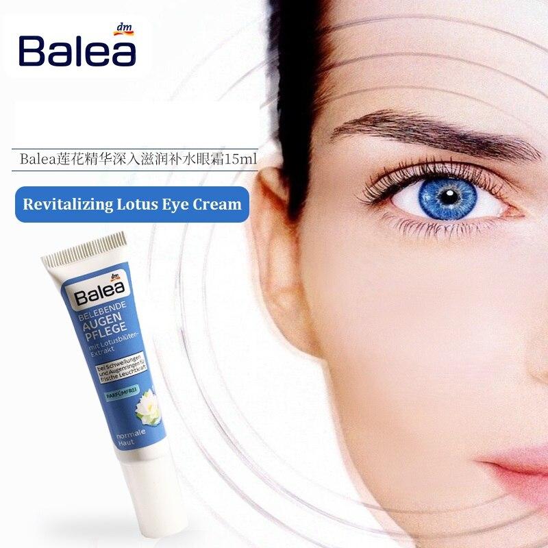 2 PZ Germania Balea Crema Rivitalizzante Occhio Tonificante rinfrescante  crema per Gli Occhi Gel caffeina e vitaminic Lotta gonfiore occhiaie 7839fb3969d2