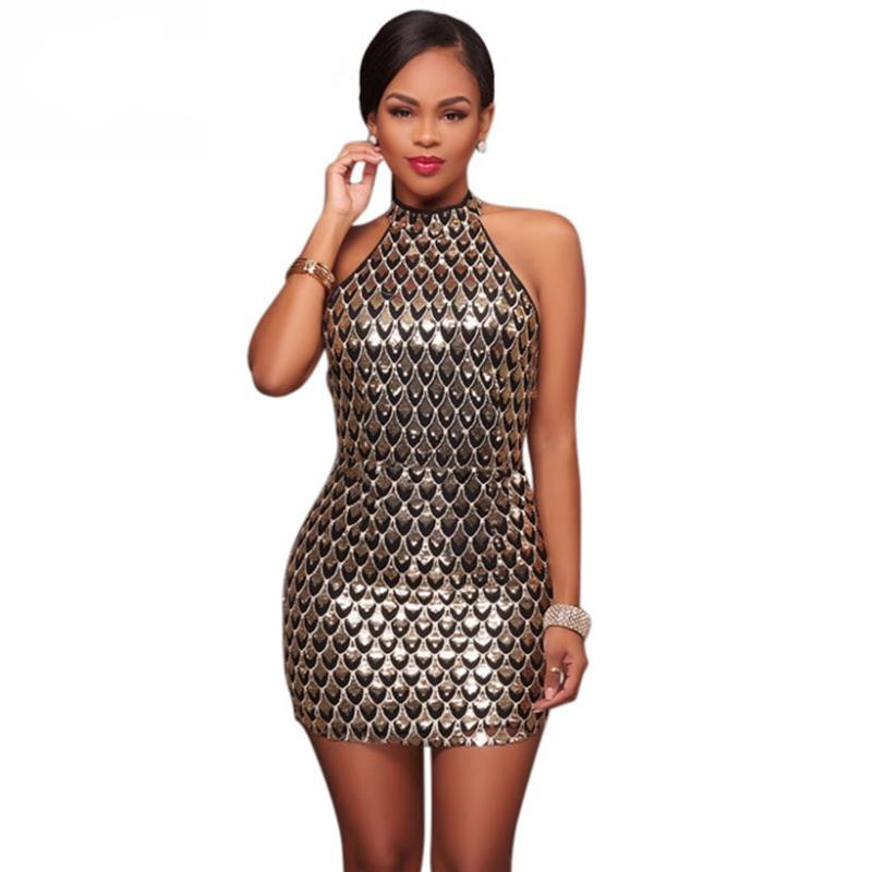 Buy gold sheer dress and get free shipping on AliExpress.com 87da25a257ae