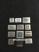 12 шт. * DDR1 DDR2 DDR3 DDR4 DDR5 bga трафаретов шаблон
