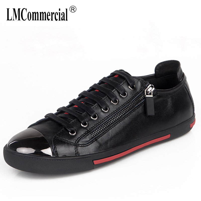 men's shoes British reto men casual all-match cowhide shoes men breathable sneaker fashion Genuine Leather spring autumn summer autumn winter european british retro men shoes male leather breathable sneaker fashion boots men casual shoes handmade fashion