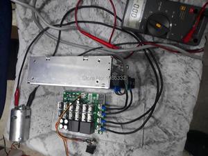 Image 5 - Ws16 dc 10 55ボルト12ボルト24ボルト36ボルト48ボルト55ボルト100aモータースピードコントローラpwm hho rc逆制御スイッチでled表示
