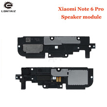 for Xiaomi Redmi Note 6 Pro Loudspeaker Buzzer Ringer Call Speaker Bell Loud Speaker Module Board Complete Repair Spare Parts repair parts plastic replacement speaker module for ipod touch 4 black
