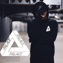 Harajuku hip hop sweatshirt männer frauen palace skateboards thrasher hoodies männer Off white Hba Hombre