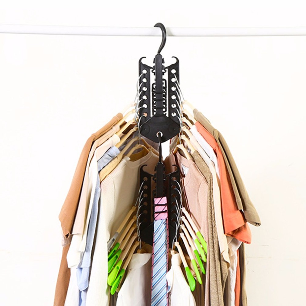 Складная вешалка для одежды, многофункциональная Волшебная вешалка для одежды, органайзер для одежды, новое поступление