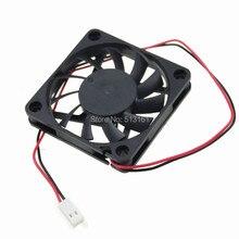 gdstime 20PCS Brushless DC Cooler Cooling Fan 60mm 6cm 60x60x10mm 12V 2510 Connector 2 Pin
