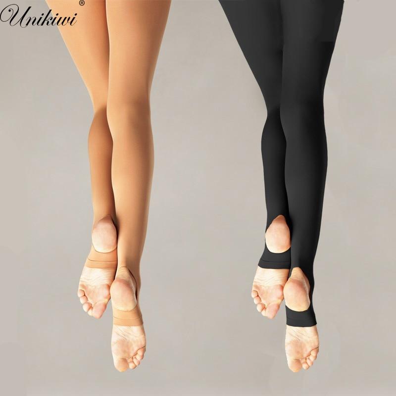 50D 80D 120D Womens Tights Elastic Skinny Velvet Toed -8869