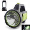 Мощный USB светодиодный фонарик  боковой свет  ручной фонарь  фонарь для кемпинга  перезаряжаемый аккумулятор  ночная лампа для рыбалки