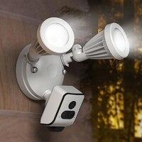 Новый 1080 P WI FI настенный светильник Наружное освещение Светодиодный Водонепроницаемый Камера стены крыльцо лампы безопасности энергосбере