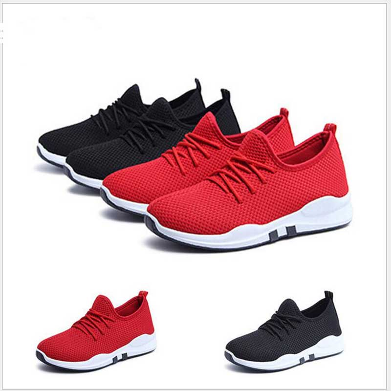Summer Breathable Women Casual Shoes Brand Fashion Women Shoes Casual Adult Shoes Cheap Women Sneakers zapatillas mujer casual