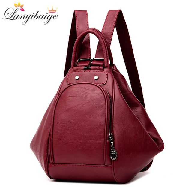 e03a10983a US $20.26 36% OFF|Aliexpress.com : Buy LANYIBAIGE Women Cost effective  Backpack Female Shoulder Bags And Multifunction Backpacks General Bags Girl  ...