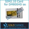 2.10 tarjeta sim para 800se dm, sr4, dm800se con wifi buscador de satélites. bootloader imagen original envío gratis