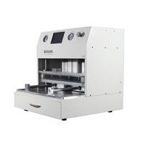 최신 18 인치 LY-898D 휴대 전화 LCD 라미네이터 기계 자외선 치료 상자
