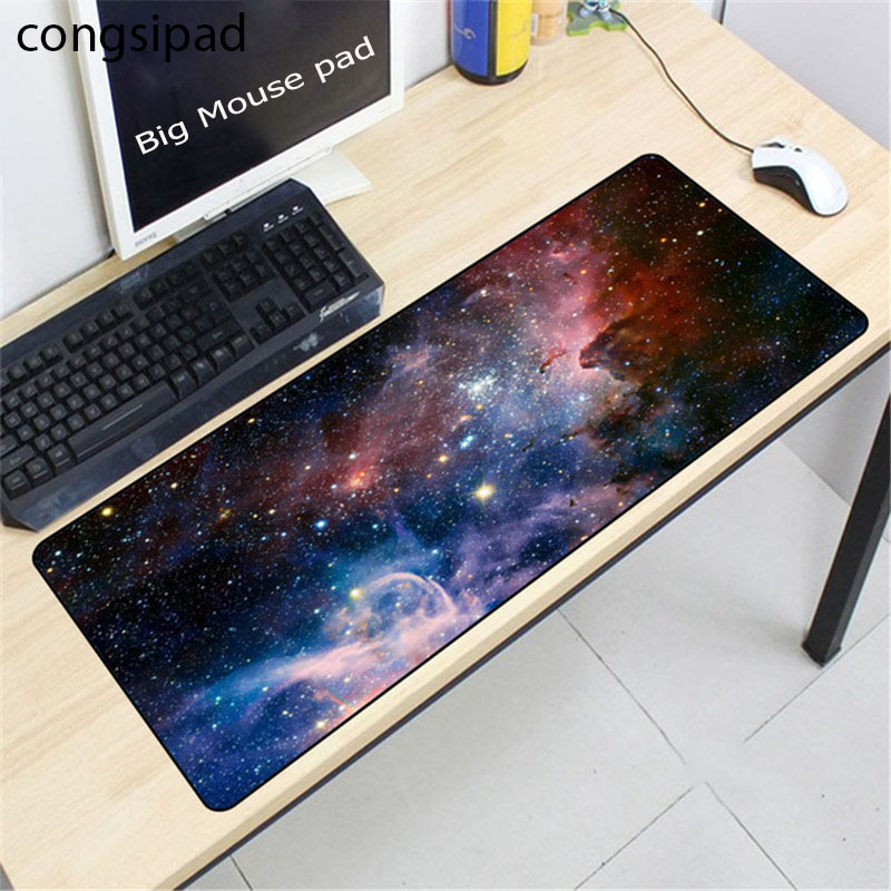 Congsipad <font><b>300</b></font> * 800 * 2mm size large edge outdoor play space and <font><b>400</b></font> * 3 900mm for CSGO DOTA Mouse image